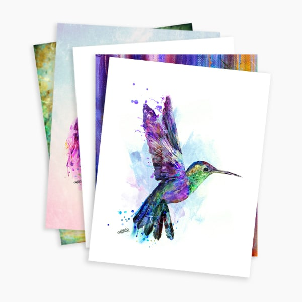 8x10 Print Bundle Art | Sally Barlow, Makaio Design
