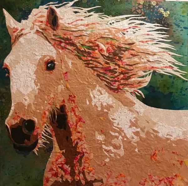 Camargue Horse Art   Kristi Abbott Gallery & Studio