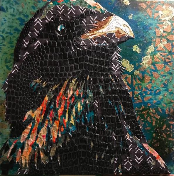 Raven Art   Kristi Abbott Gallery & Studio