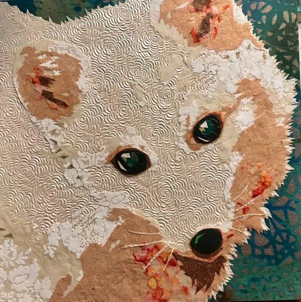 Arctic Fox Art   Kristi Abbott Gallery & Studio