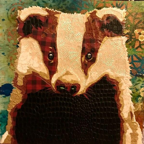 Badger Art   Kristi Abbott Gallery & Studio
