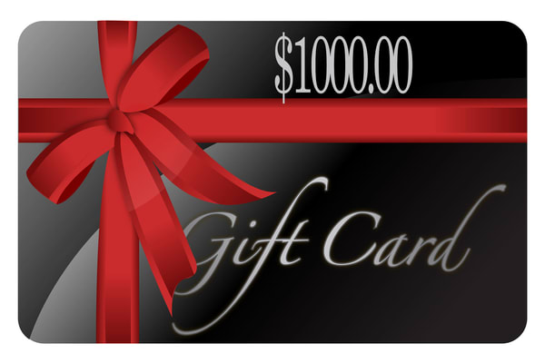 $1000.00 Gift Card | Ken Smith Gallery