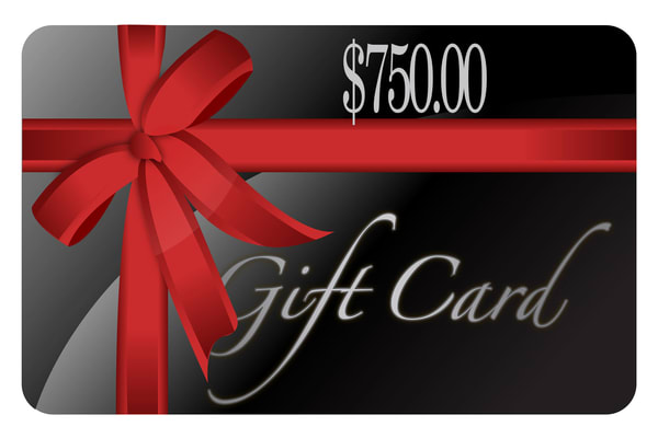$750.00 Gift Card | Ken Smith Gallery