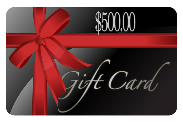 $500.00 Gift Card | Ken Smith Gallery