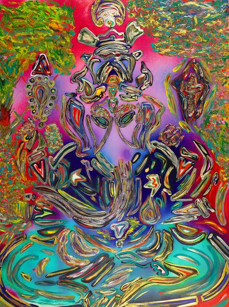 The Ganesh | Spiritual Art | JD Shultz Art