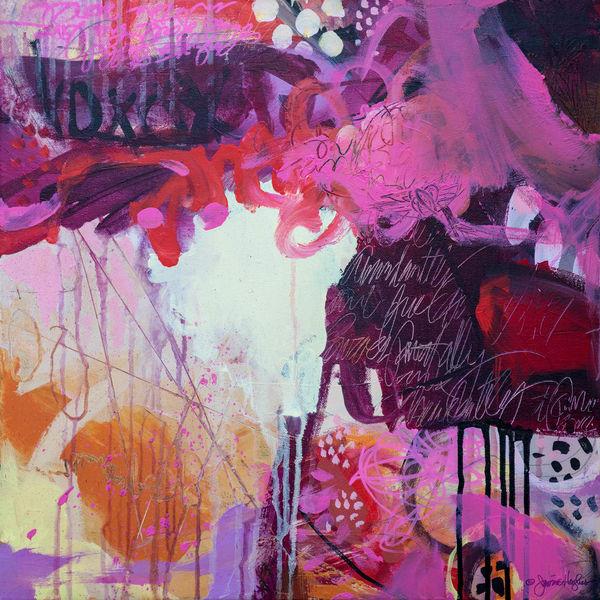 Don't Tame Me Art | Jessica Hughes Fine Art