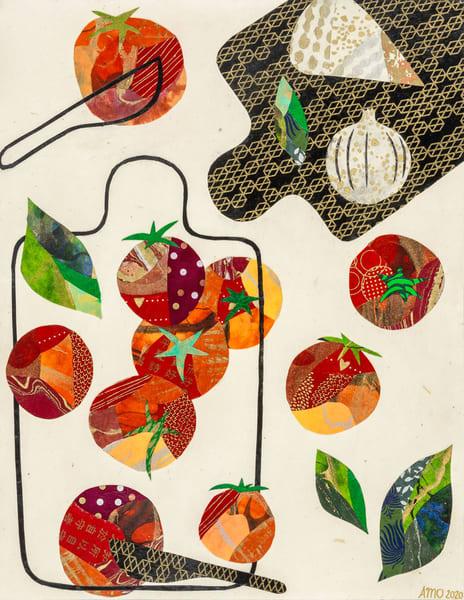Kitchen Prep Art | capeanngiclee