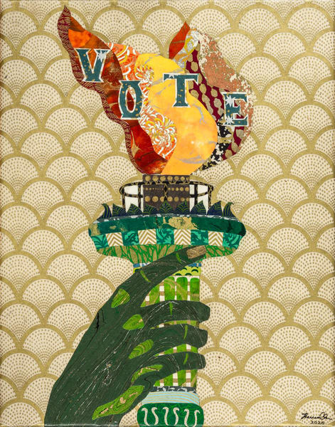 Vote Art | capeanngiclee