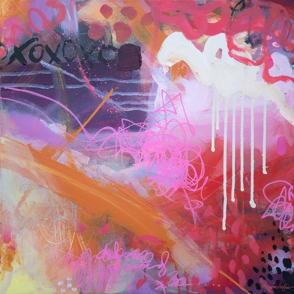 Wild Is My Favorite Color Art | Jessica Hughes Fine Art