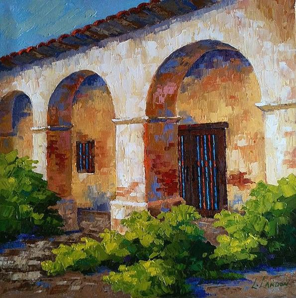 La Puerta De San Miguel Art | Linda Star Landon Fine Art