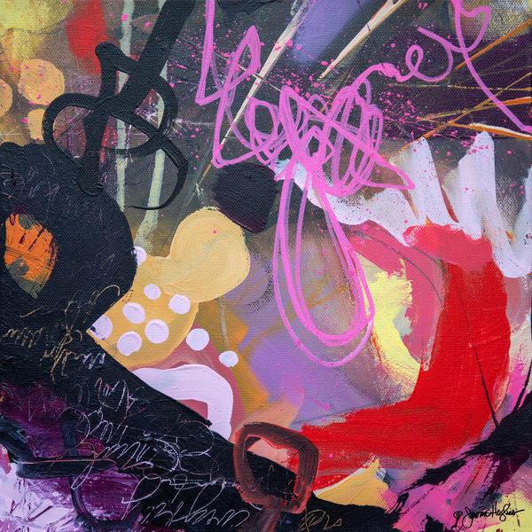 Dreams On Fire Art | Jessica Hughes Fine Art