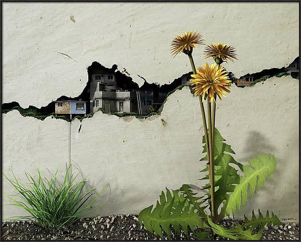 Artist Choice Between the Cracks