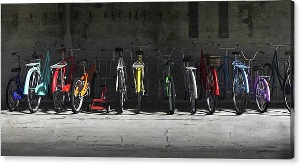 Artist Choice Bike Rack