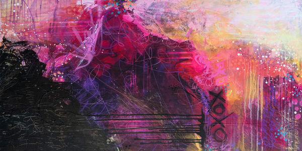 Free This Wild Heart Art | Jessica Hughes Fine Art