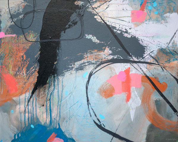 Let It Be Art | Jessica Hughes Fine Art
