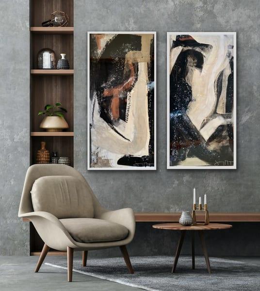Courage 6&7 Art | Jenny McGee Art