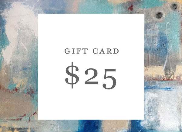 $25 Gift Card | Terry Lee Cafferty