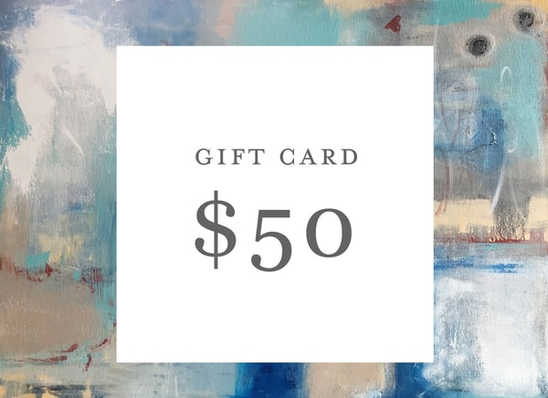 $50 Gift Card | Terry Lee Cafferty