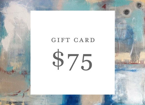 $75 Gift Card | Terry Lee Cafferty