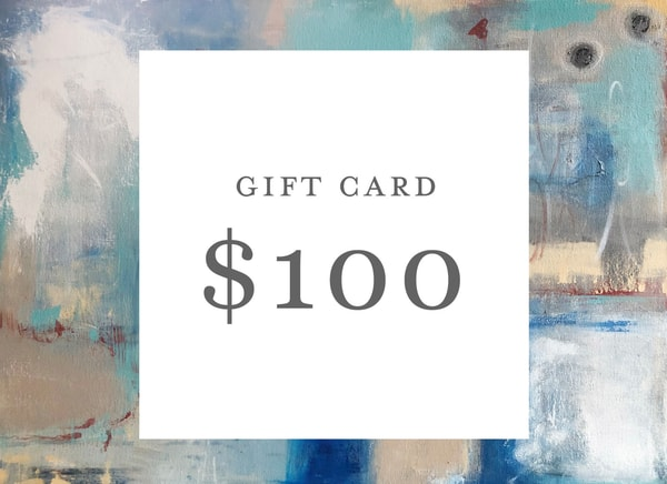 $100 Gift Card | Terry Lee Cafferty