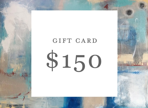 $150 Gift Card | Terry Lee Cafferty