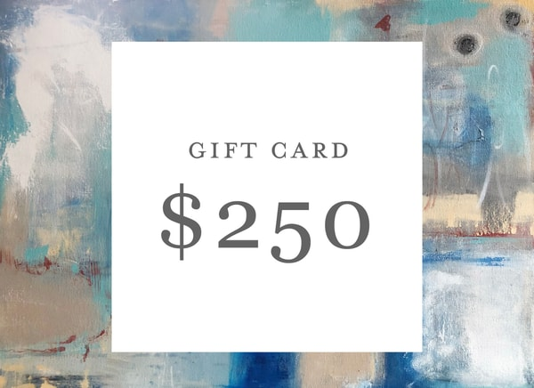 $250 Gift Card | Terry Lee Cafferty