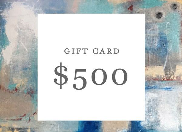 $500 Gift Card | Terry Lee Cafferty