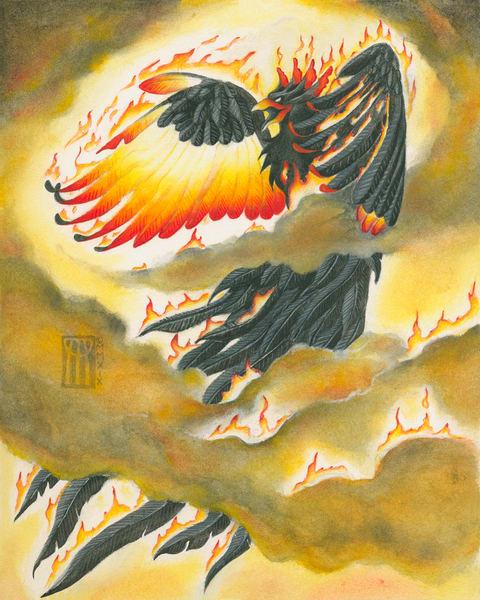 Phoenix sorcery