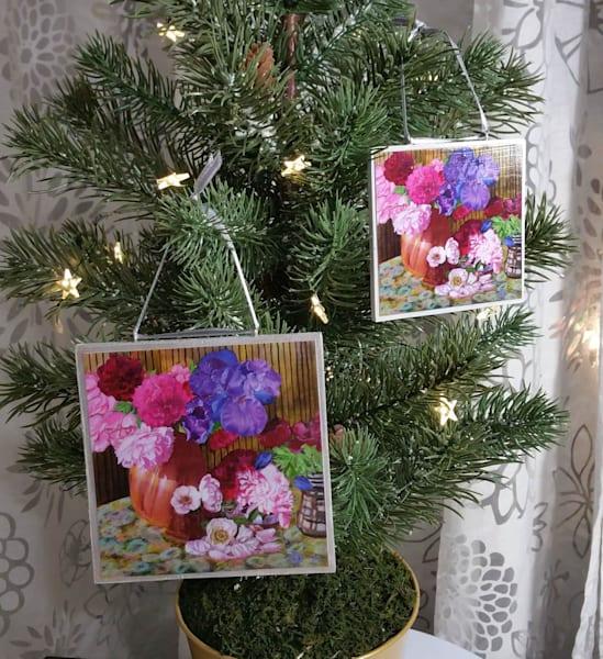 Ornament   Still Life With Anemonies   smalljoysstudio