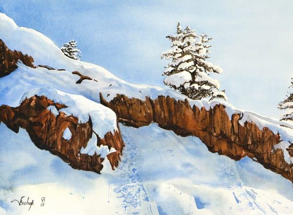 Snow Art | victoriabishop.art