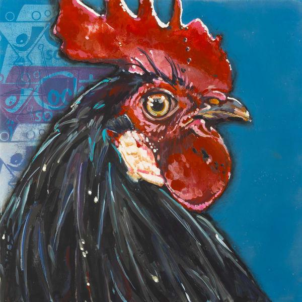 Cock Tails Art | Jeff Schaller