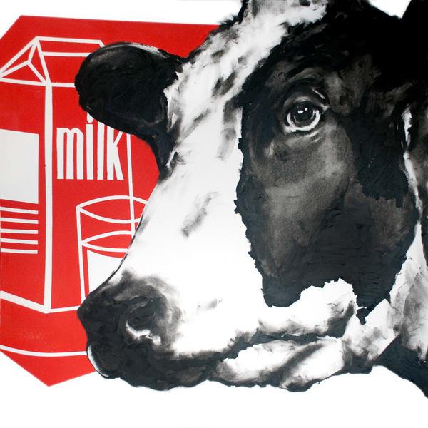 Red Milk Art | Jeff Schaller