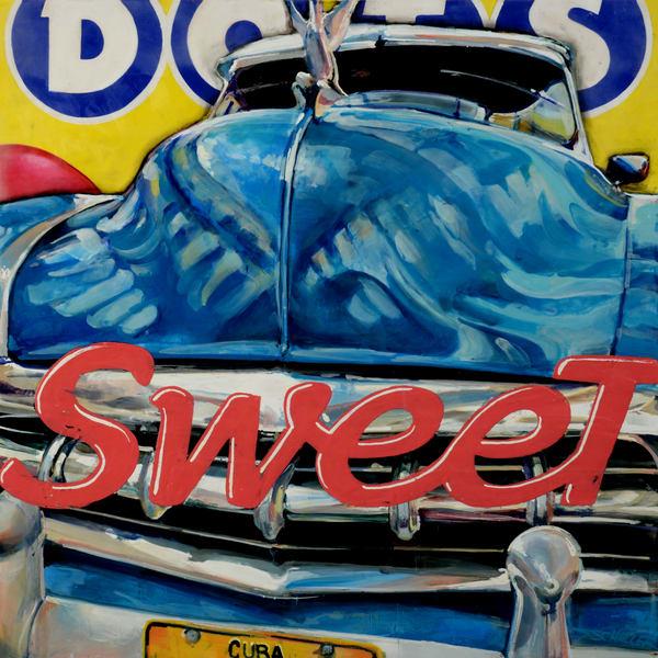 Sweet Car Art | Jeff Schaller