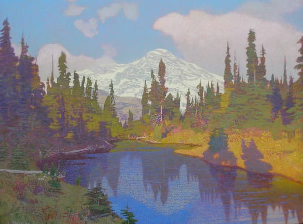 Rainier Art | Fountainhead Gallery