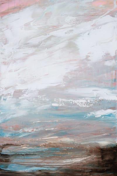 The Space Between Breaths, Original Painting Art   Jessica Hughes Fine Art