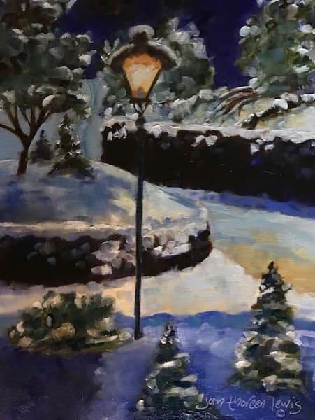 Dreams Of Narnia   Jan Thoreen Lewis Fine Art