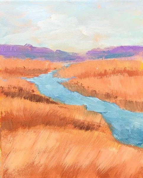 Scarborough Marsh Art | lynnericson-fine-art.com