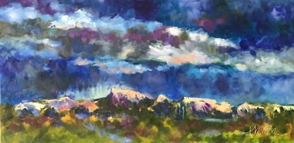 Mesa Verde Moods   Jan Thoreen Lewis Fine Art