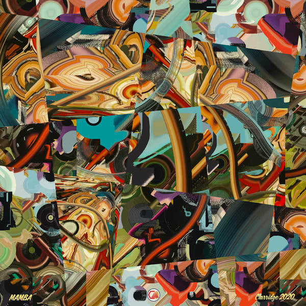 Mamba Art | Clarridge Art, LLC