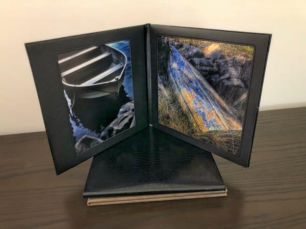 Leatherette Folios | Mark Stall IMAGES