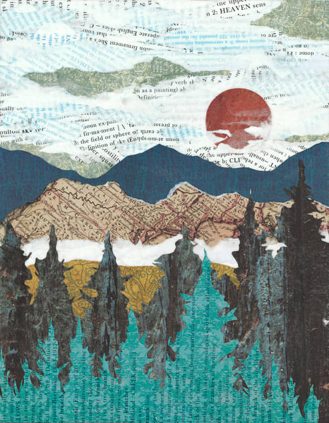 Blue Mountain Art | The Reclaimist