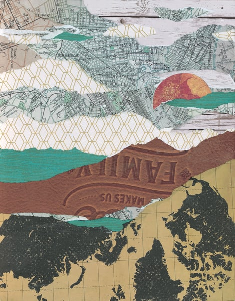 Family Mountain Art | The Reclaimist