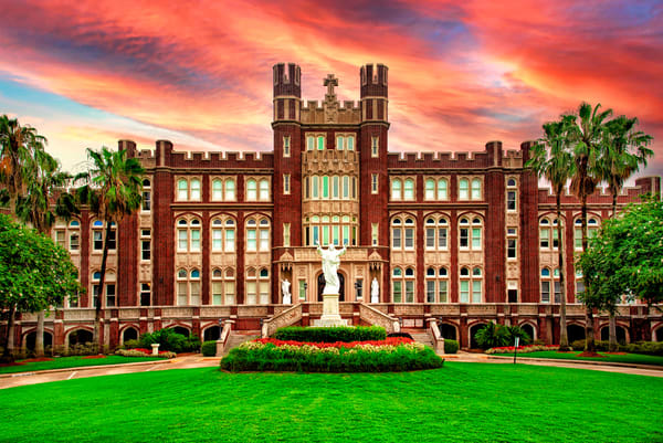 Loyola University in New Orleans