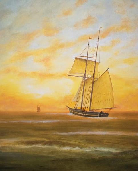 The Chase Art | John Davis Held, LLC