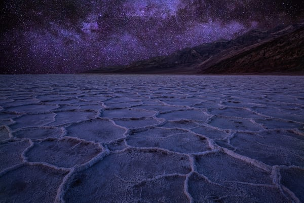 Badwater Basin Photography Art | Josh Kimball Photography