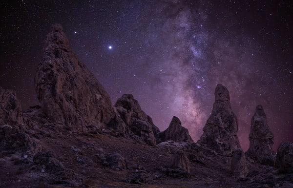 Trona Pinnacles Photography Art | Josh Kimball Photography