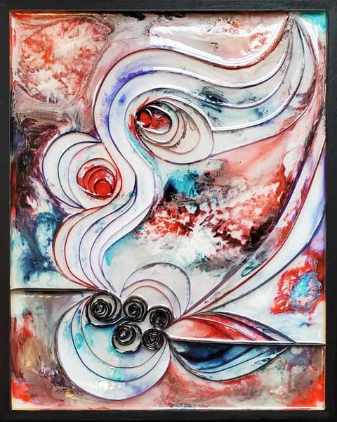 Original Art   Surrender | Lynne Medsker Art & Photography, LLC