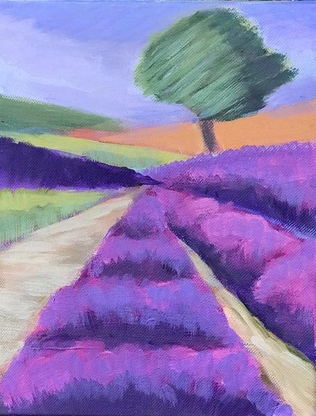 Colors Of France Art | lynnericson-fine-art.com