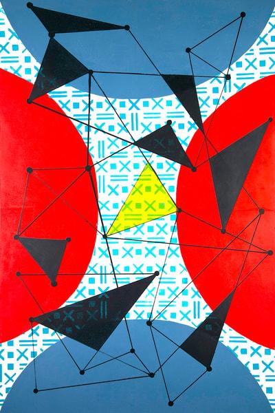 Transmissions Ii Art | Romanova Art
