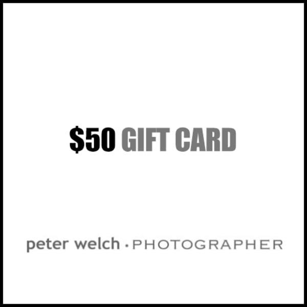 $50 Gift Card | Peter Welch